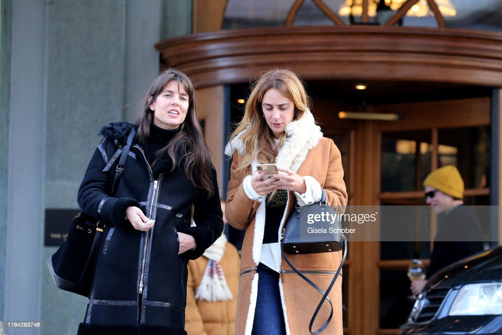 Wedding Of Stavros Niarchos III. And Dasha Zhukova In St. Moritz : News Photo