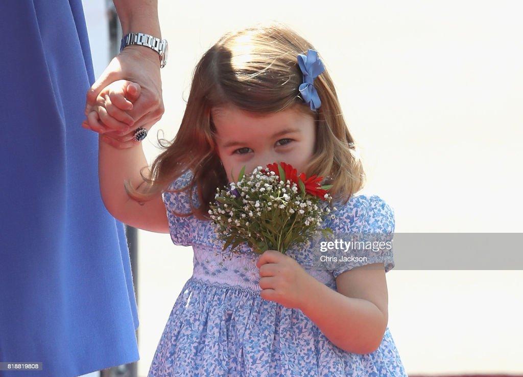 The Duke And Duchess Of Cambridge Visit Germany - Day 1 : Fotografía de noticias