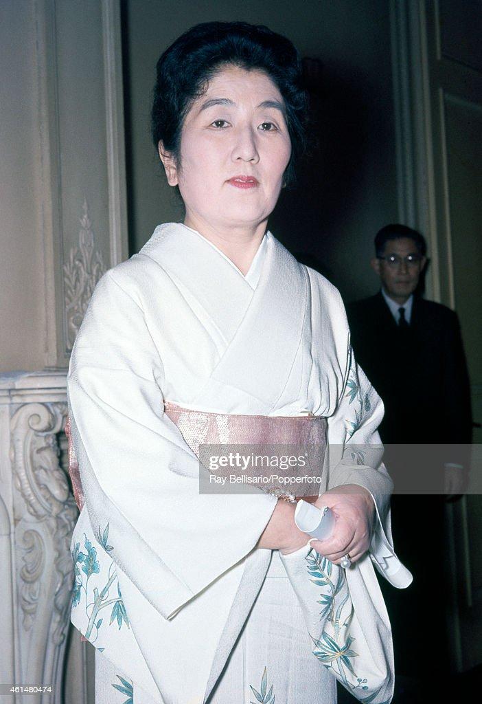 Princess Chichibu Of Japan : News Photo