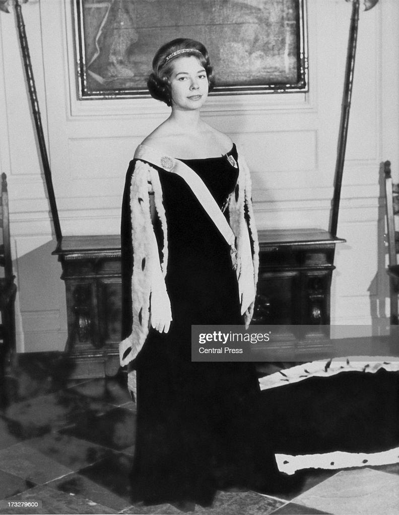 Princess Christina of Sweden : News Photo