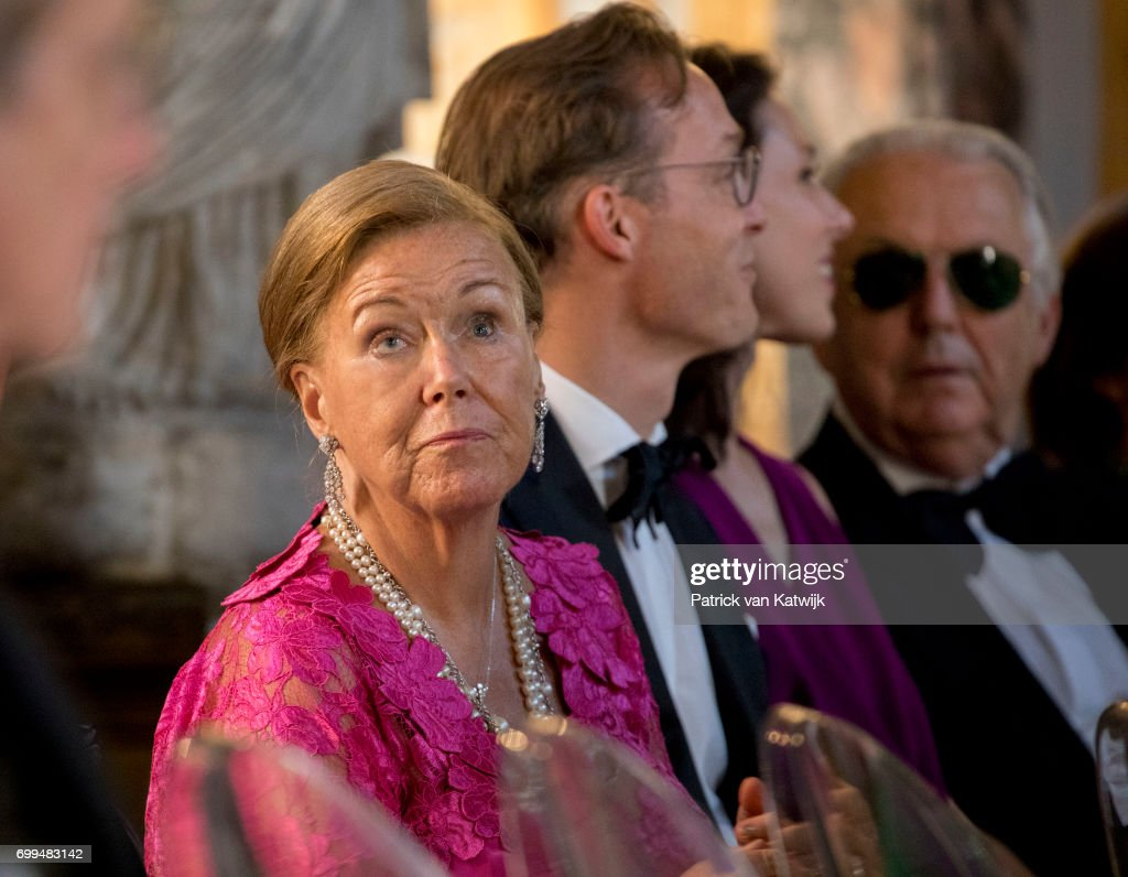 King And Queen Of The Netherlands Visit Italy : Day Two : Nieuwsfoto's