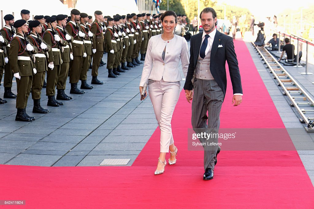 Luxembourg Celebrates National Day : Day 2 : News Photo