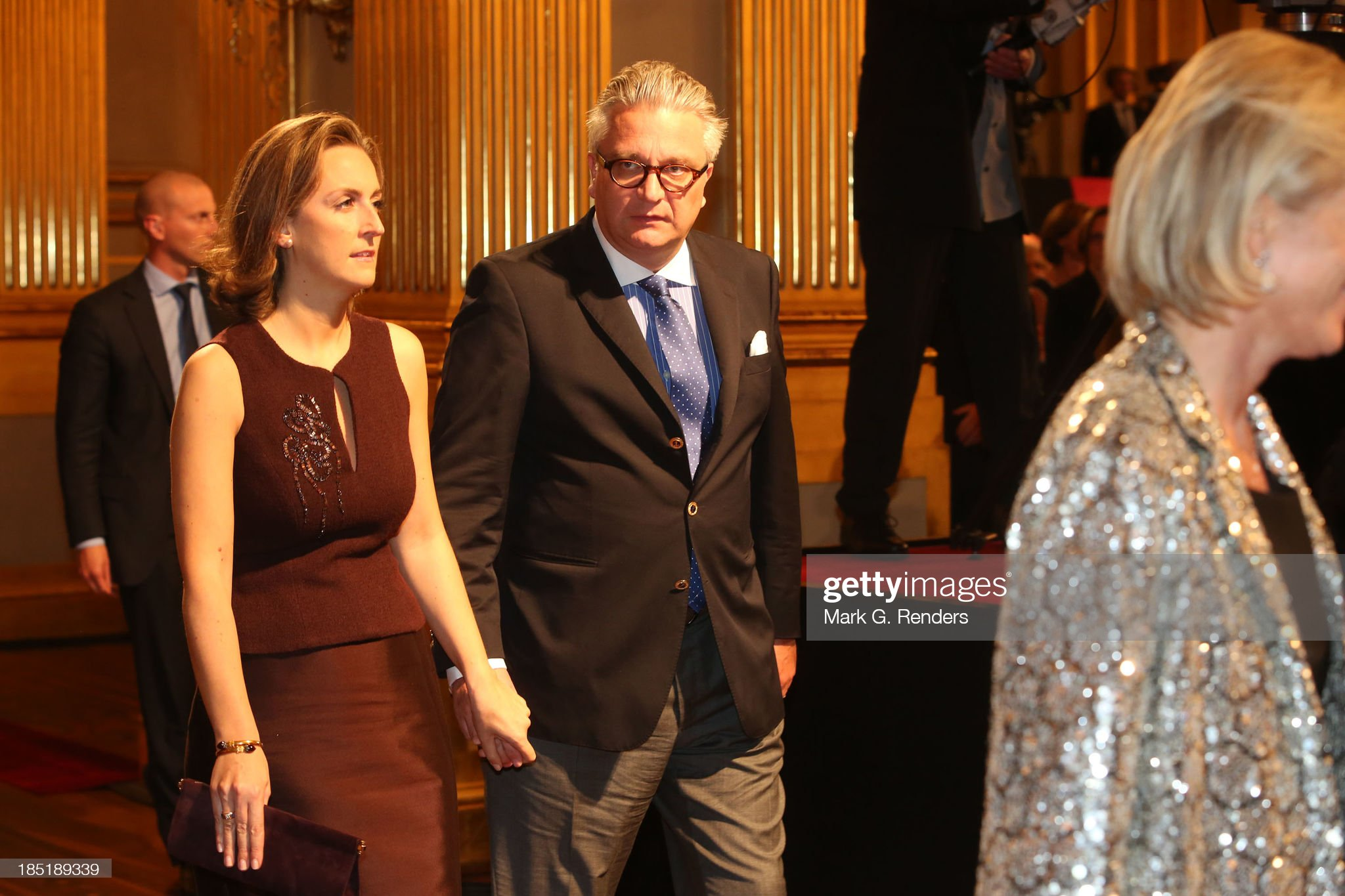 'Autumn Concert' At The Royal Palace In Brussels : News Photo