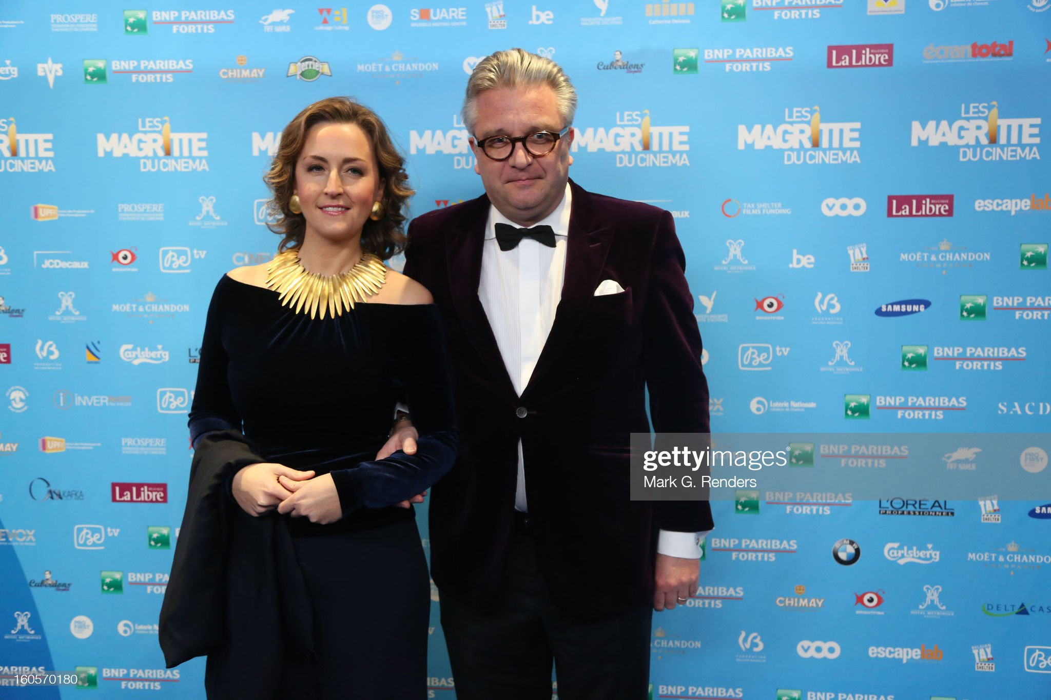 'Les Magritte Du Cinema 2013' - Photocall : News Photo