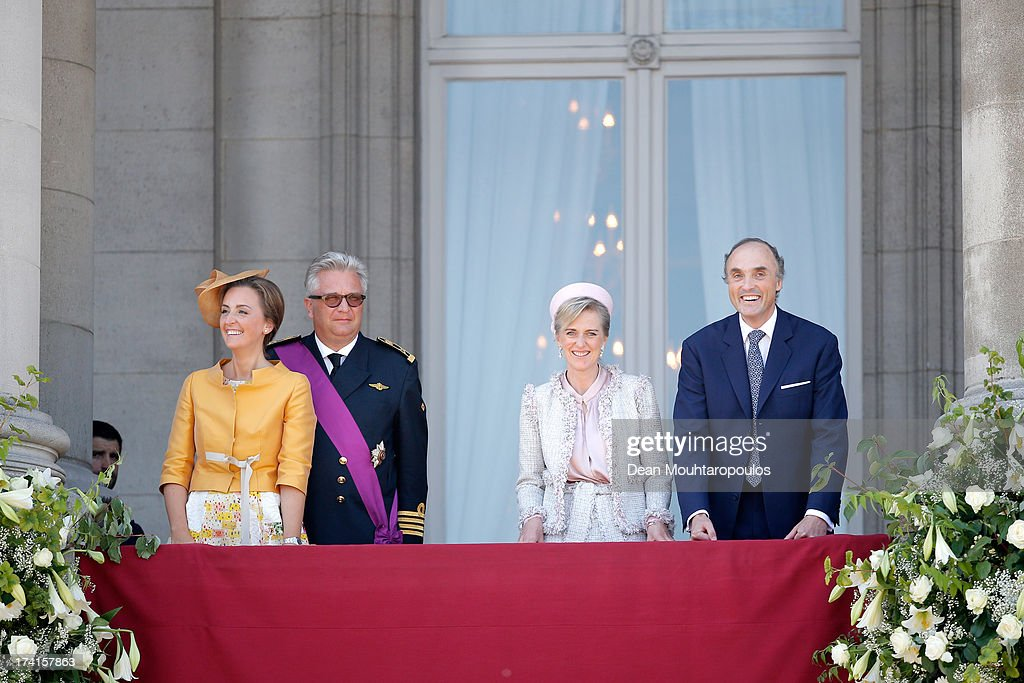 Abdication Of King Albert II Of Belgium & Inauguration Of King Philippe