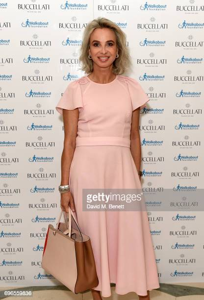 Princess Corinna Sayn Wittgenstein attends the Women4Walkabout Ladies Luncheon Sponsored By Buccellati at Claridges Hotel on June 16 2017 in London...