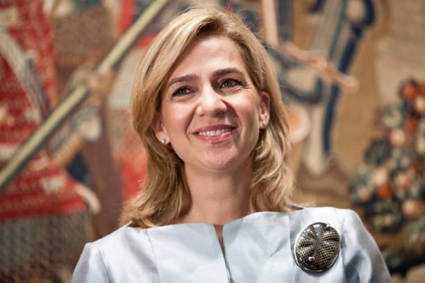 ESP: Princess Cristina Turns 56 Years Old