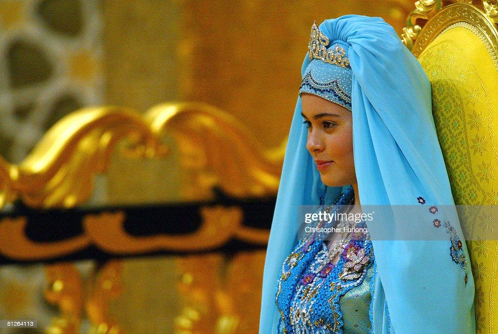 The Crown Prince Of Brunei's Weddding Preparations : Nieuwsfoto's