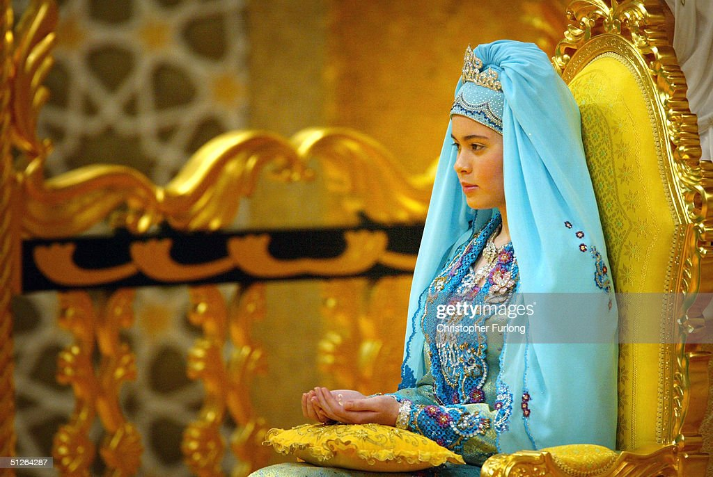 The Crown Prince Of Brunei's Weddding Preparations : News Photo