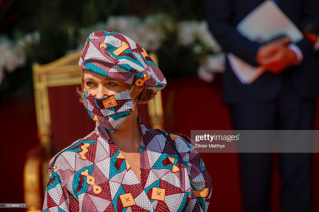 Belgium Royal Family Attends National Day Ceremony : News Photo