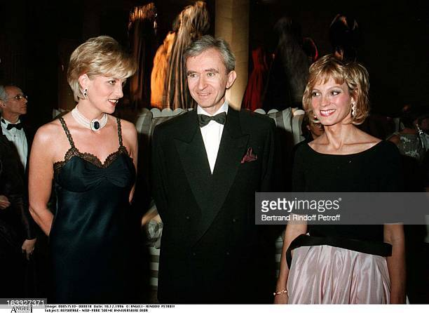 Princess Diana Arnault attend the 50th anniversary celebration of Dior in New York