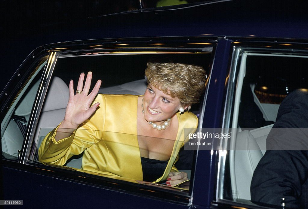 Diana At Palladium : News Photo