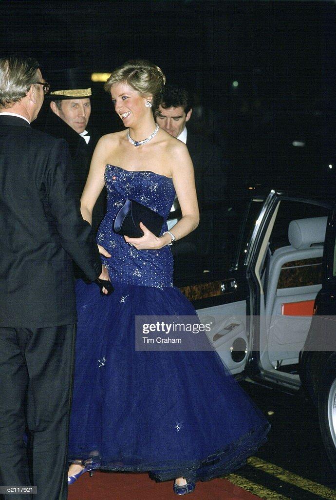Diana Royal Opera House : News Photo