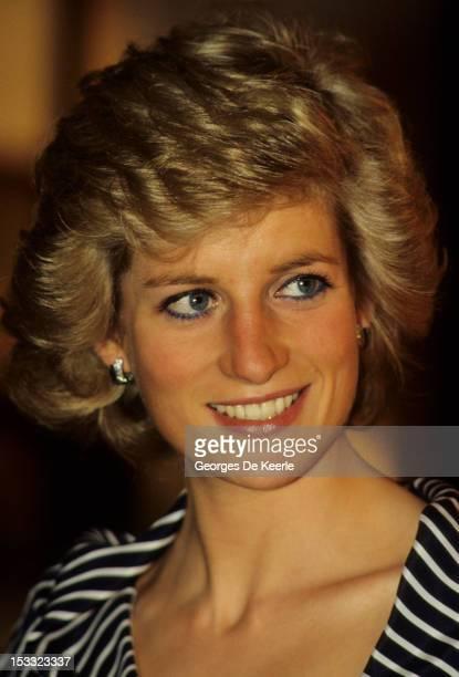 Princess Diana circa 1988