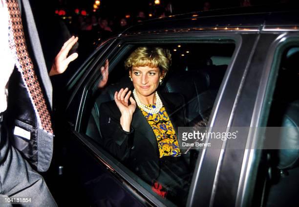 Princess Diana 'Crazy For You' The Musical Prince Edward Theatre London Princessdianaretro4