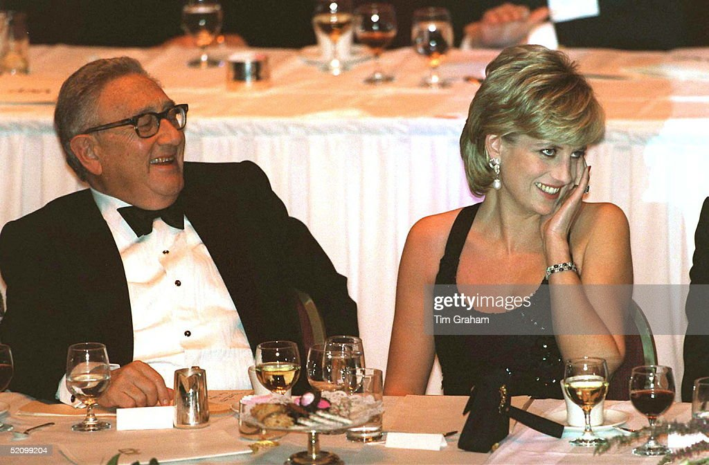Diana Kissinger New York : News Photo