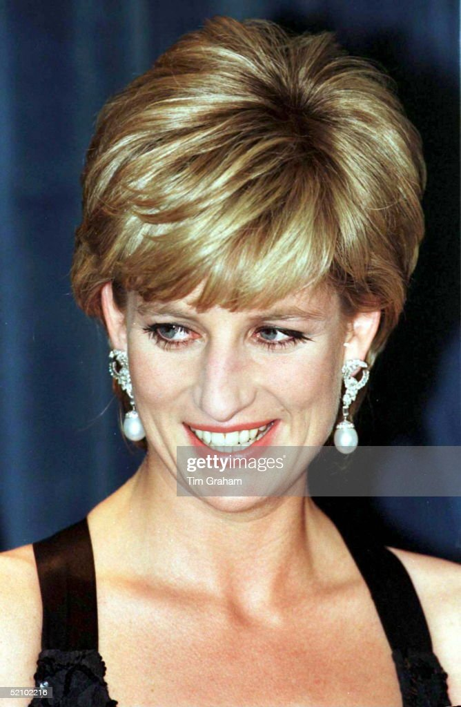 Diana New York : News Photo