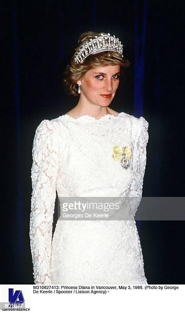 Princess Diana in Vancouver May 3 1986