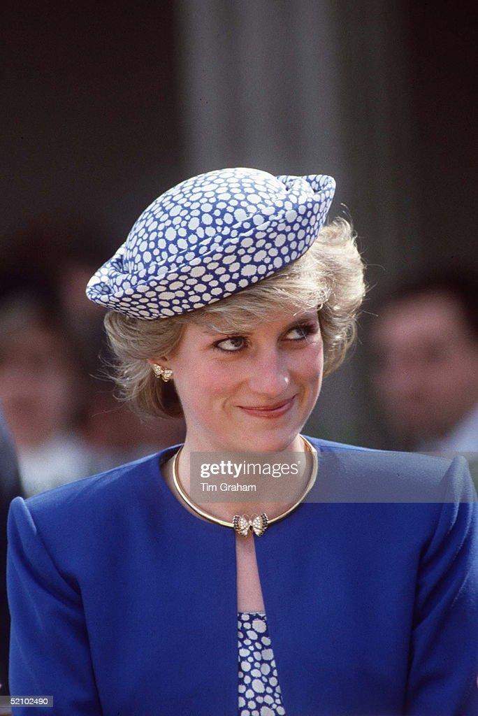 Diana Canada : News Photo