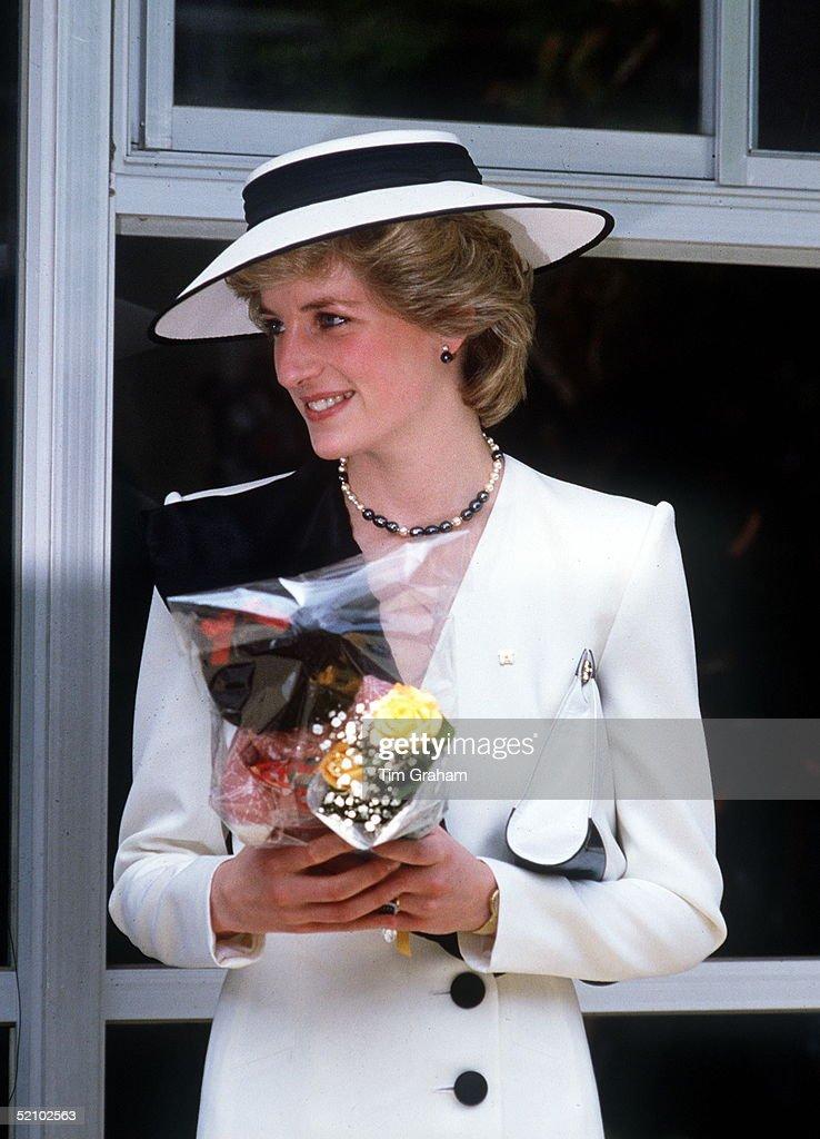 Diana In Japan : Nachrichtenfoto