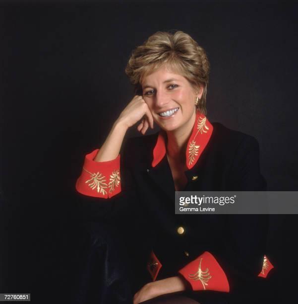 Princess Diana Princess of Wales circa 1995
