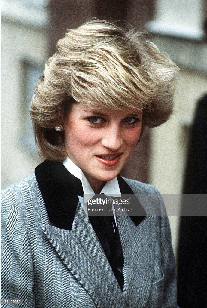 Diana In Lisson Grove : News Photo