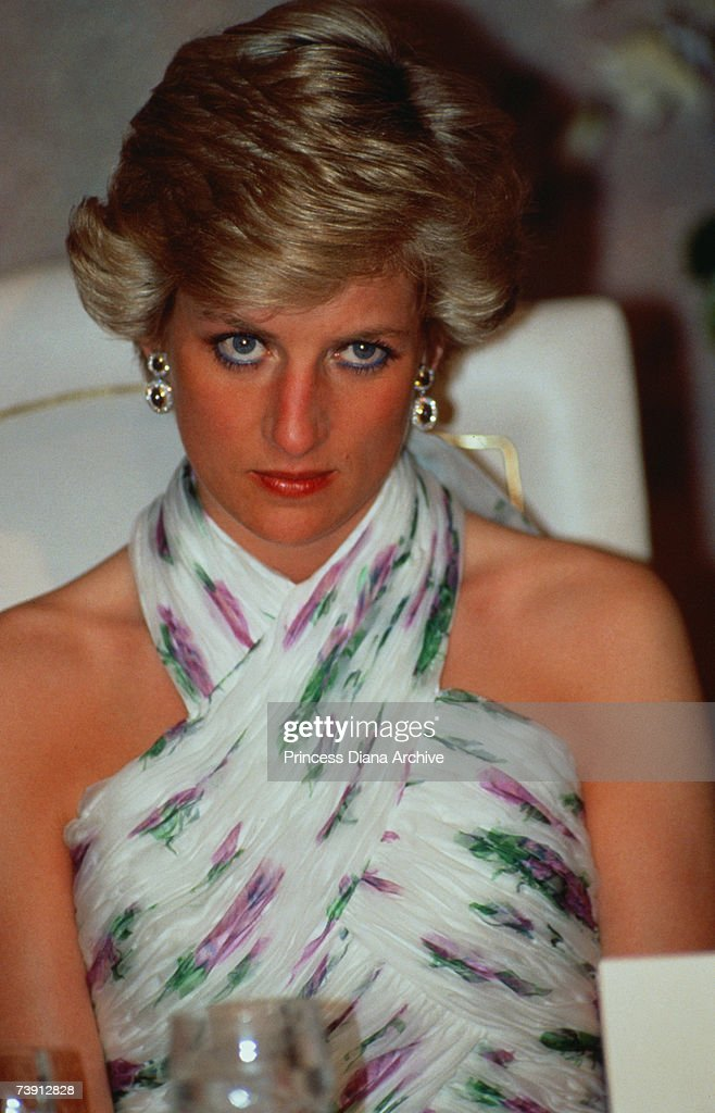 Diana In Lagos : News Photo