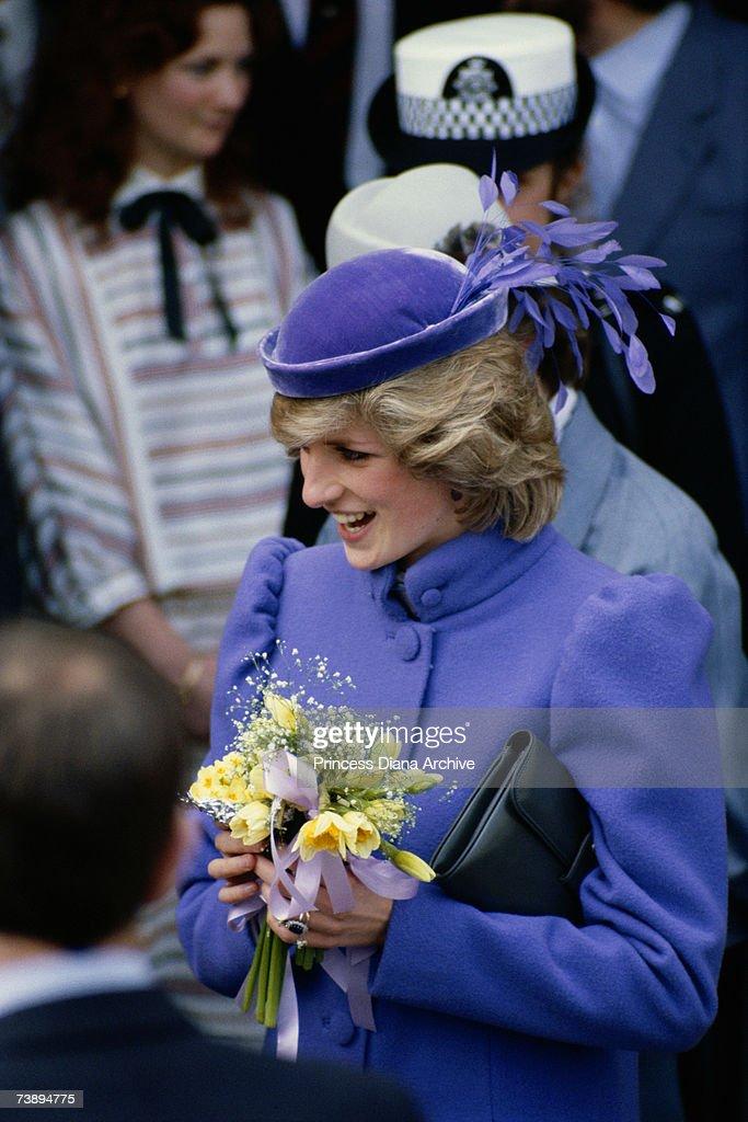 Princes Diana : News Photo
