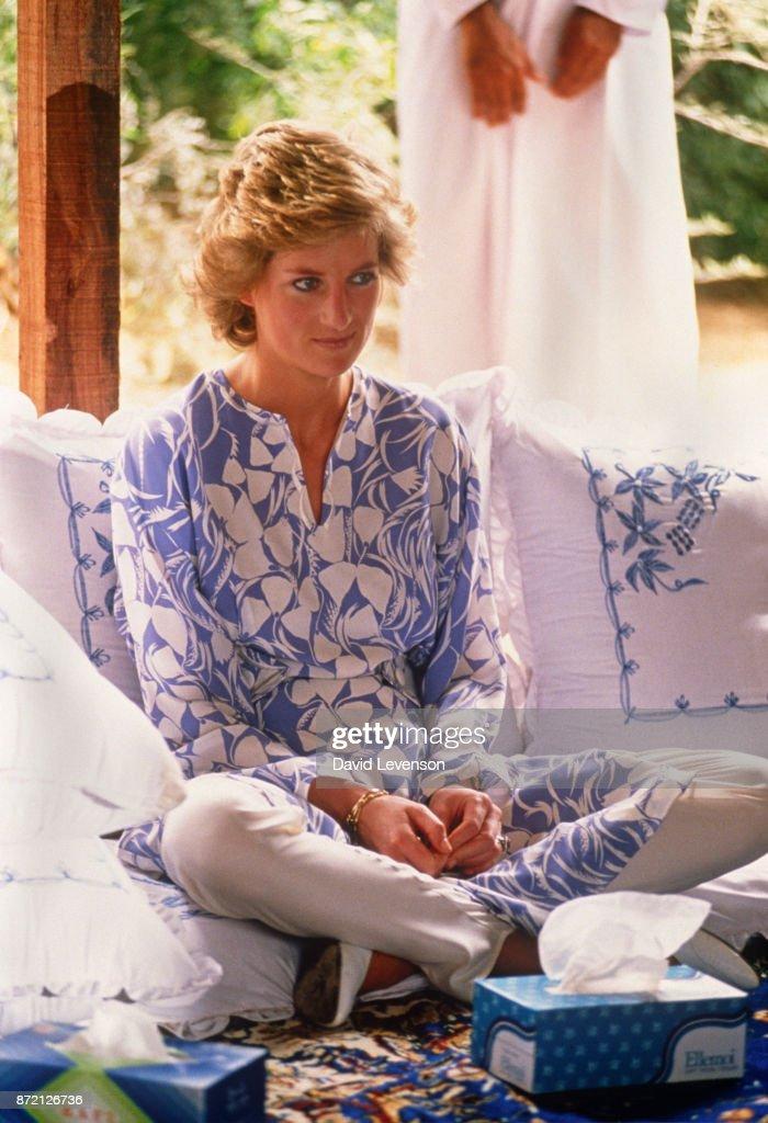 Princess Diana Archive - David Levenson : News Photo
