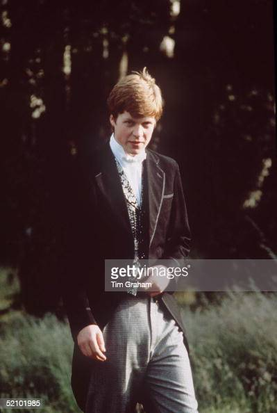 Viscount Althorp In Eton Tails Pictures Getty Images