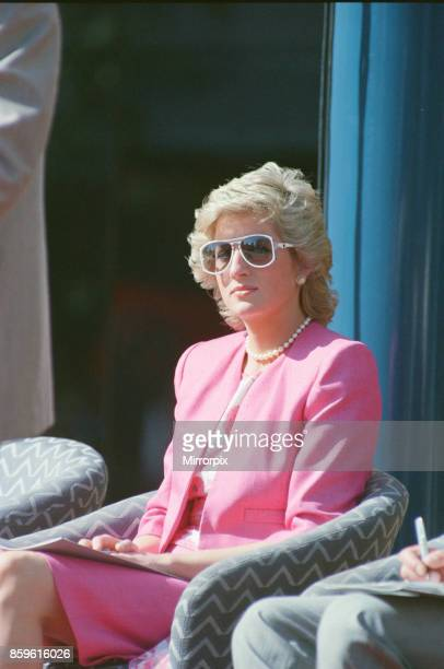 Princess DianaThe Princess of Wales during her tour of Australia in 1988 Prince Charles Princess Diana opening Illawarra Performing Arts Centre in...