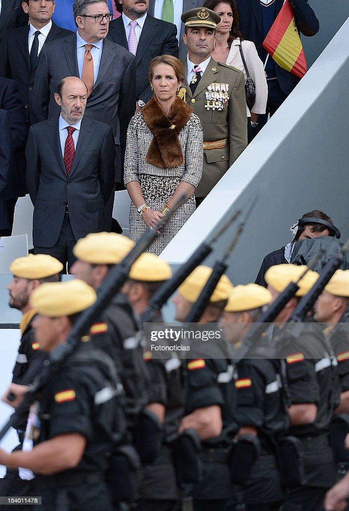 National Day Military Parade 2012 : News Photo