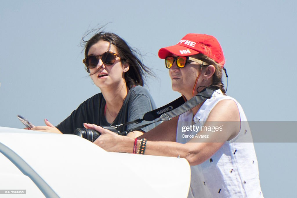 Day 1 - 37th Copa del Rey Mapfre Sailing Cup