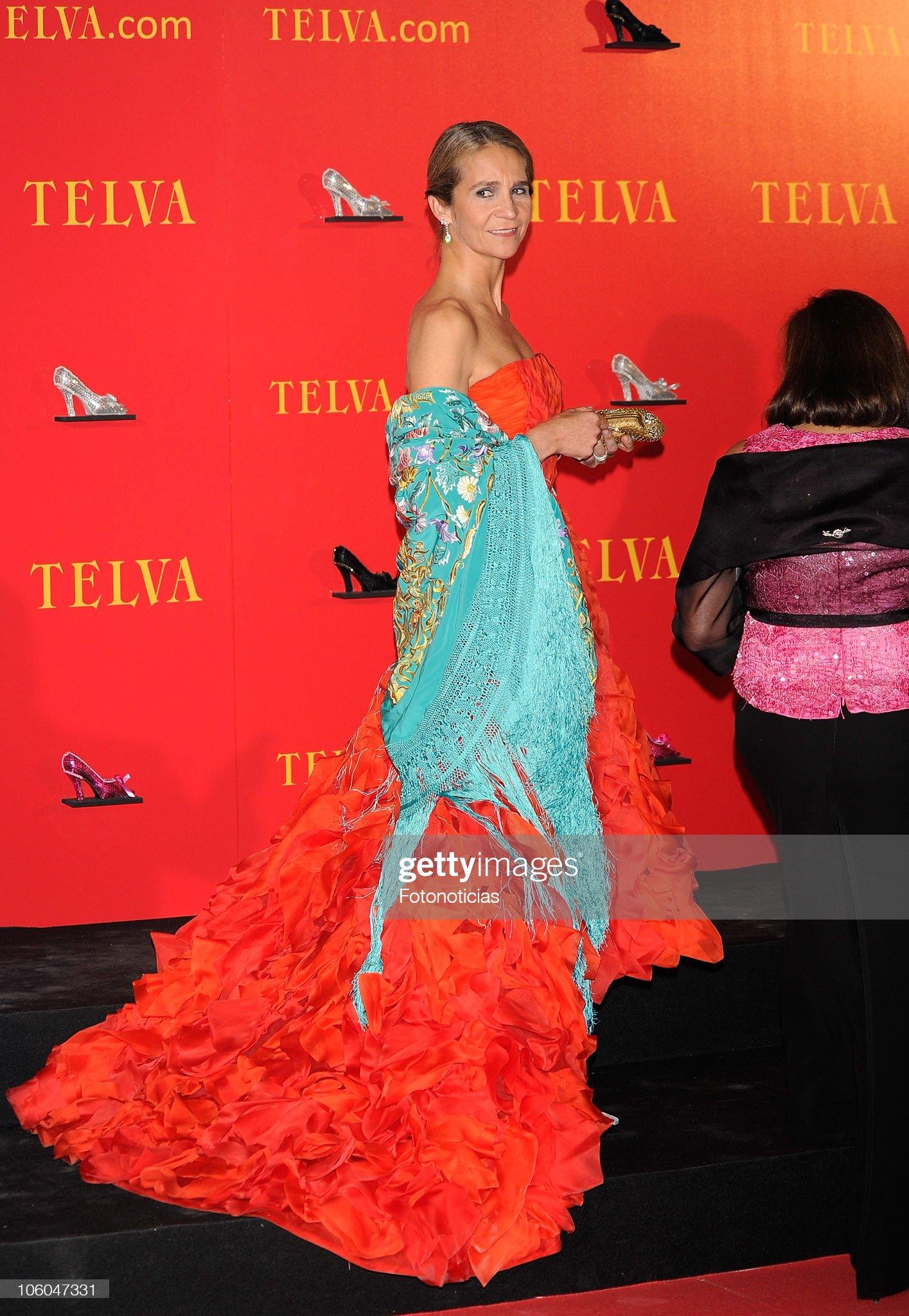 Telva Awards 2010 : News Photo