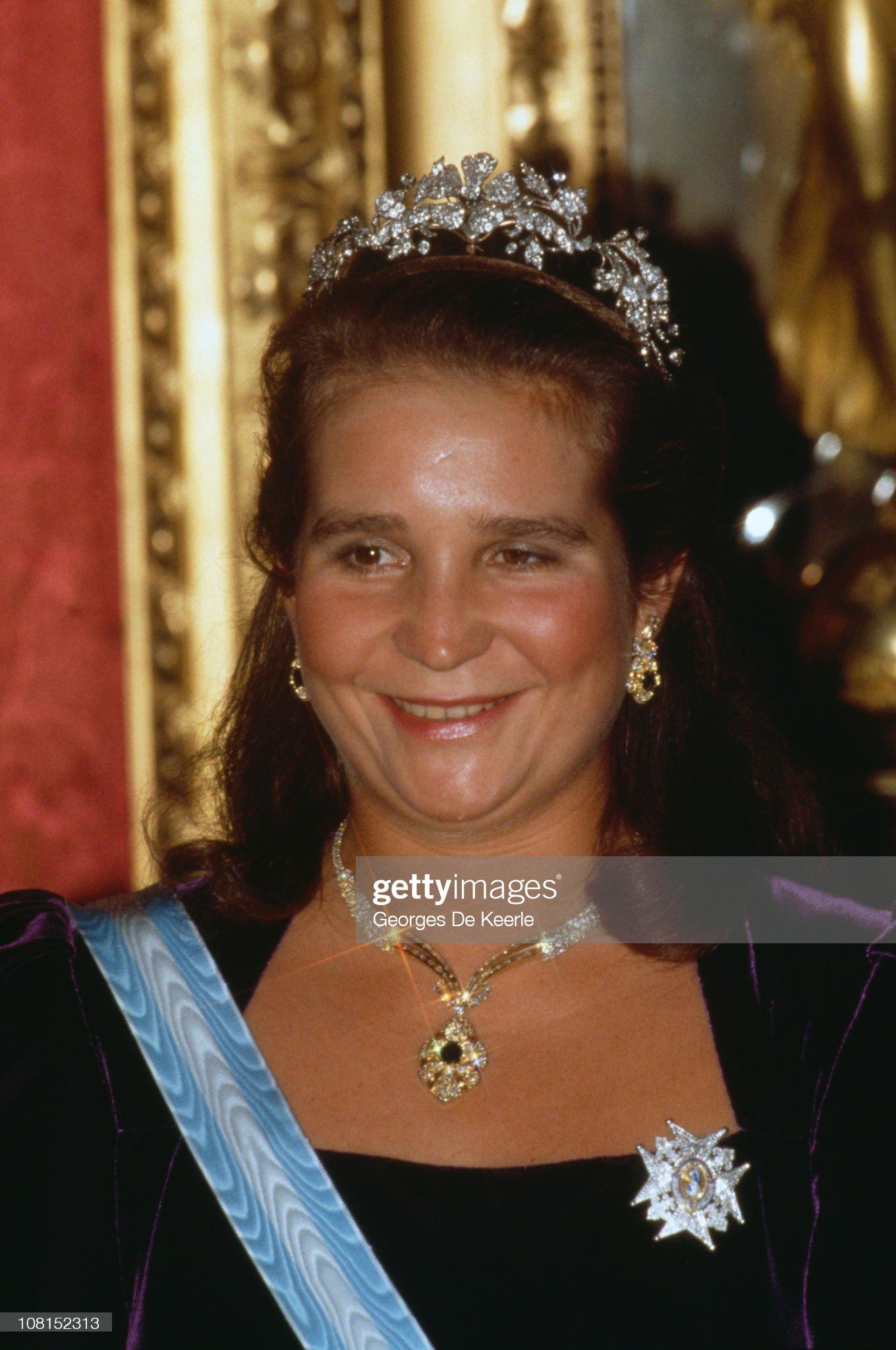 Spanish Infanta : News Photo