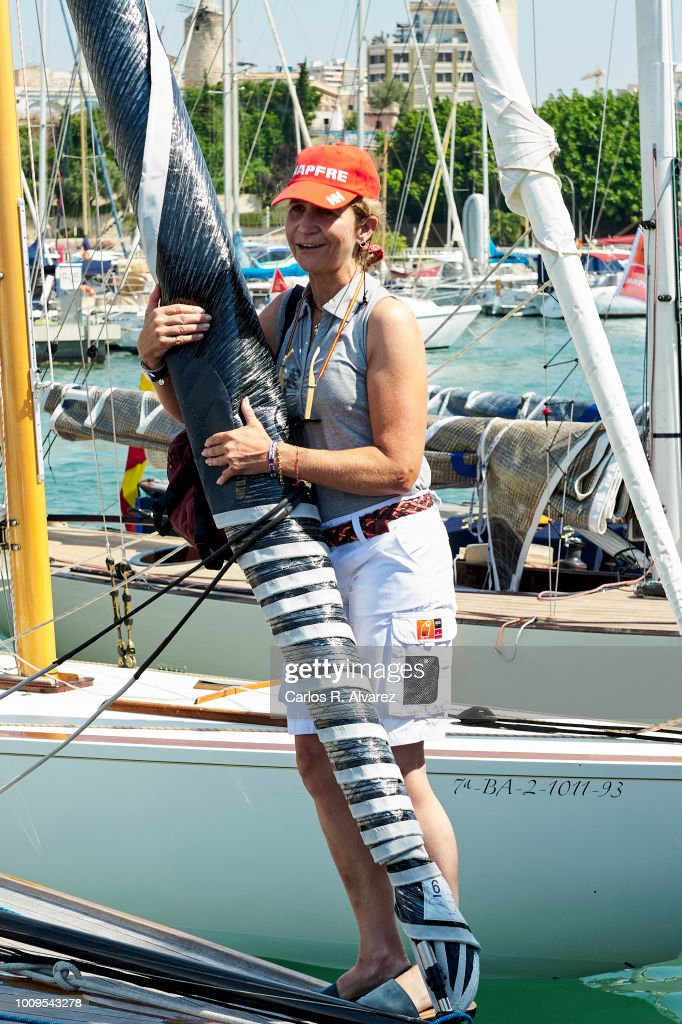 Day 4 - 37th Copa del Rey Mapfre Sailing Cup
