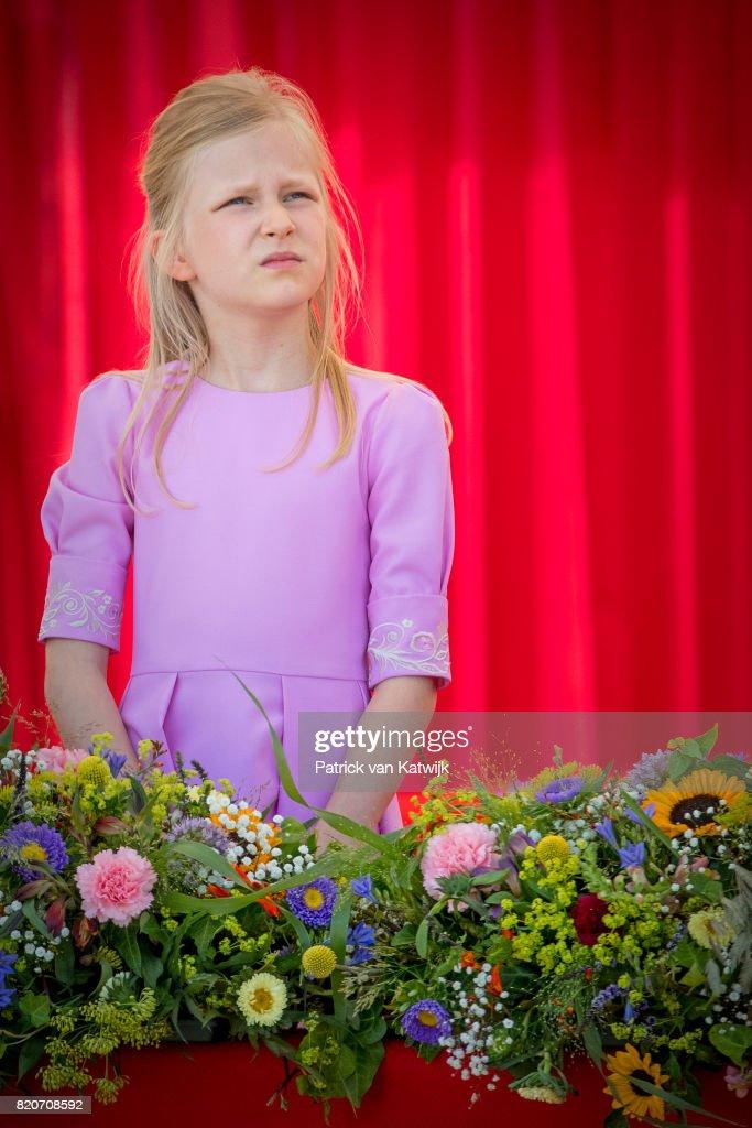Princess Eleonore of Belgium