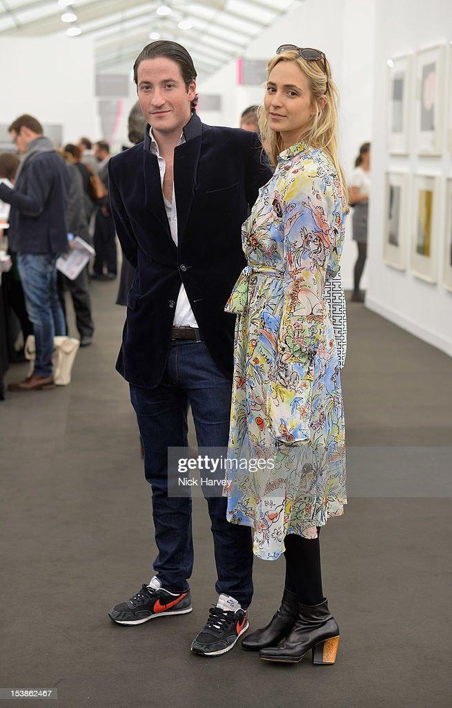 Frieze Art Fair - VIP Preview : Nachrichtenfoto