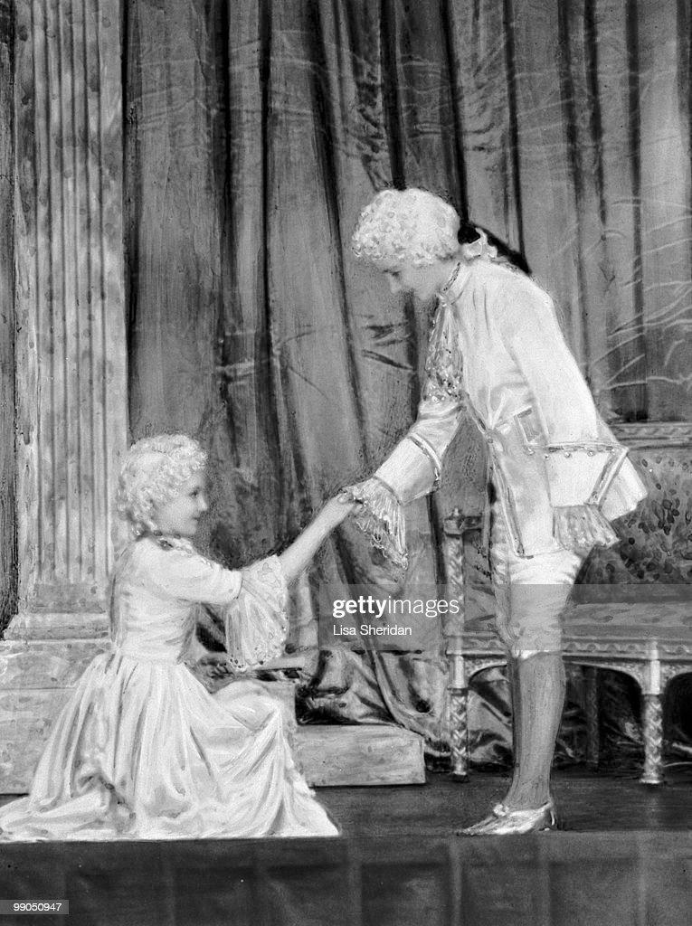 Cinderella, Windsor Castle : News Photo