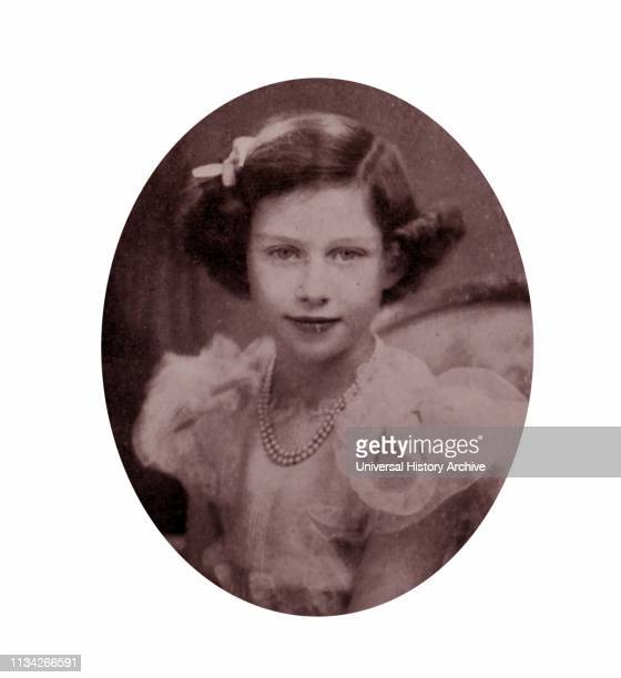 Princess Elizabeth . Later. Elizabeth II . Queen of the United Kingdom and the other Commonwealth realms.