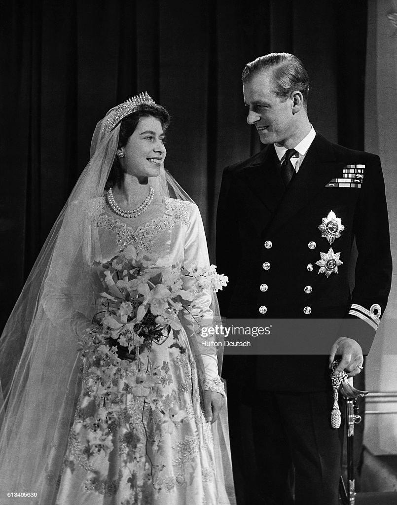 Future Queen Marries : News Photo