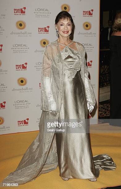 Princess Elizabeth of Yugoslavia arrives for the Dreamball 2006 cancer charity ball September 21, 2006 in Berlin, Germany.