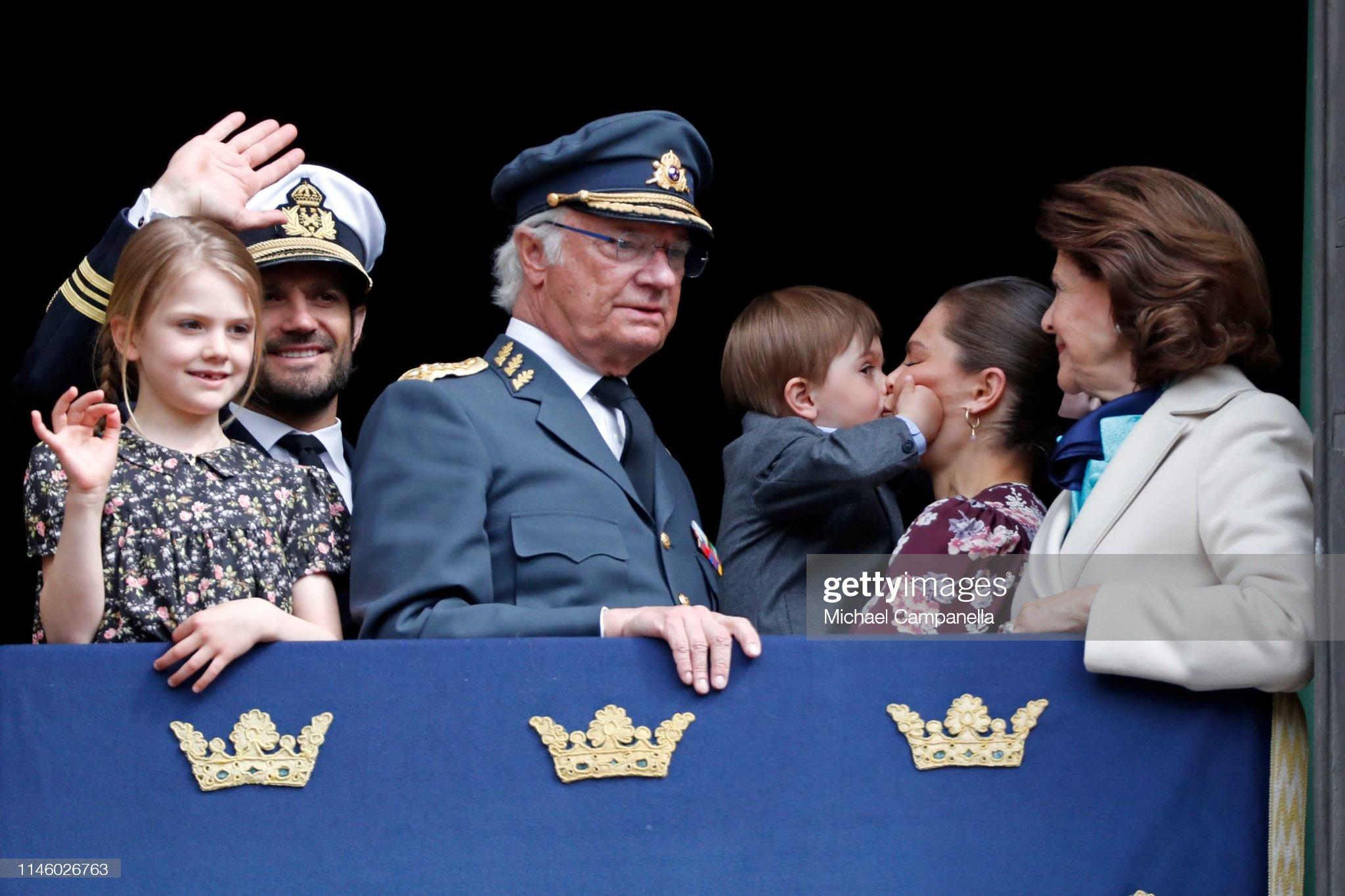 Swedish King's Birthday : News Photo