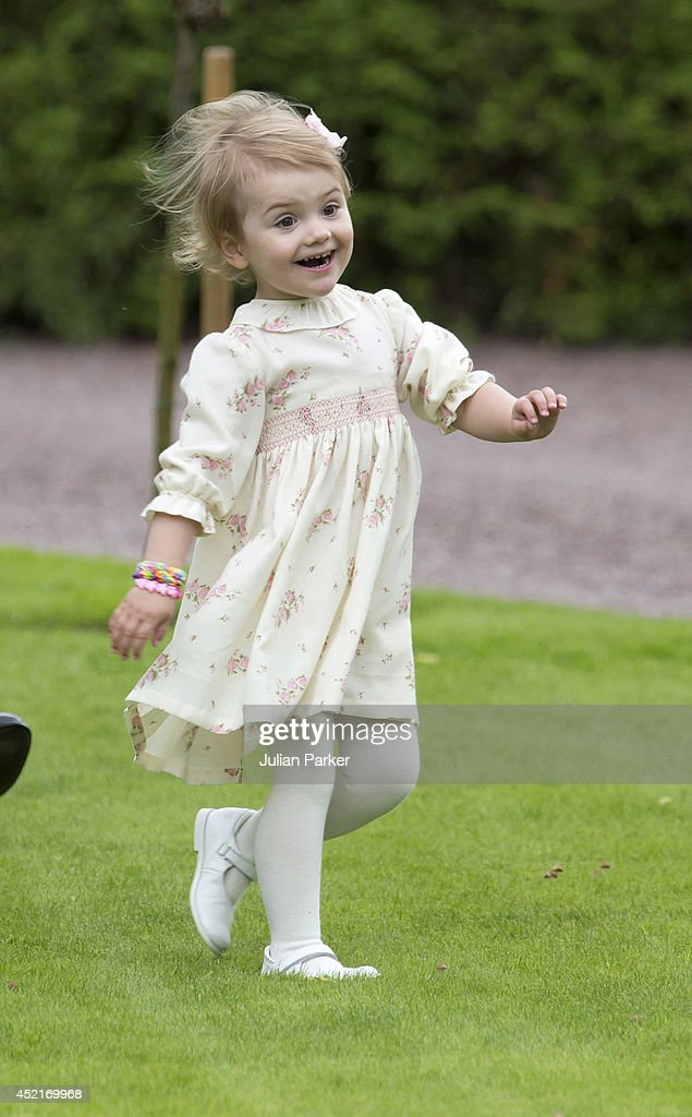 Princess Victoria of Sweden Birthday celebrations : News Photo