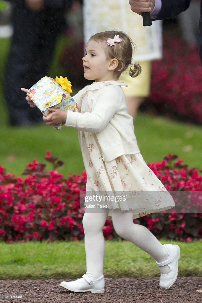 Princess Victoria of Sweden Birthday celebrations : News Photo