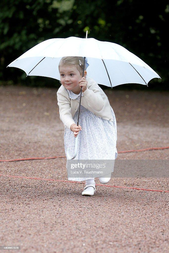 Crown Princess Victoria's Birthday