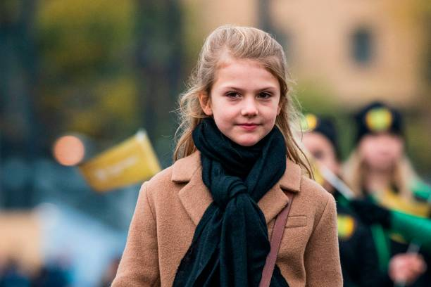 SWE: Estelle Of Sweden Turns 9 Years Old