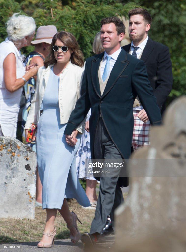 Charlie Van Straubenzee Wedding : Fotografía de noticias