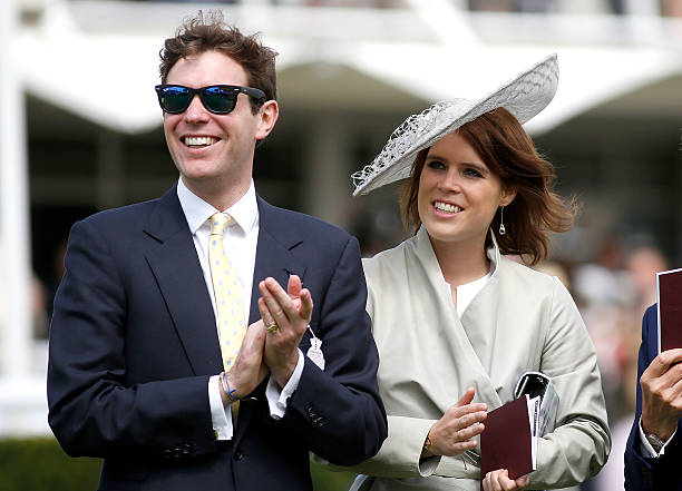 GBR: In Profile: Princess Eugenie and Mr Jack Brooksbank Expecting First Child