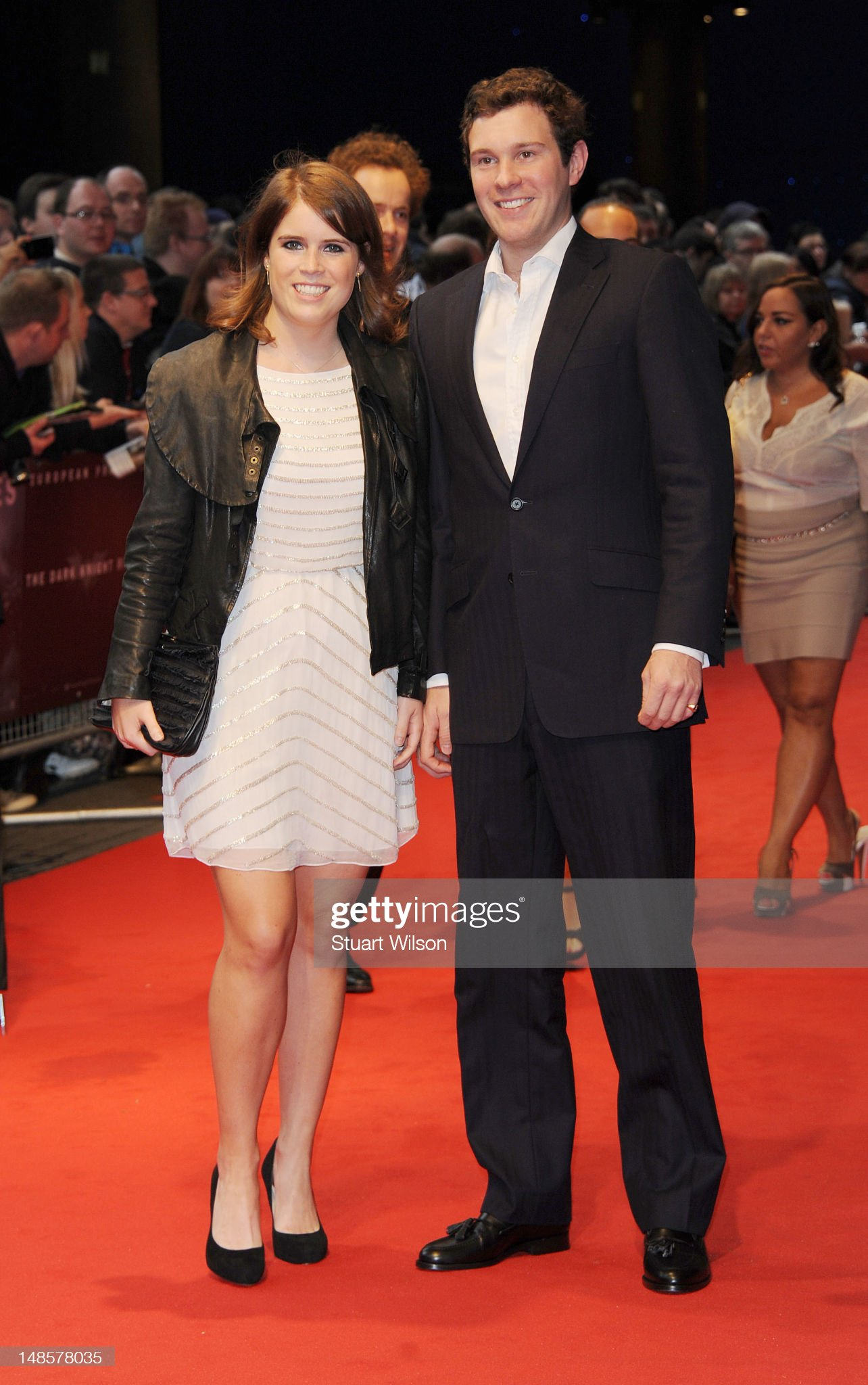 The Dark Knight Rises European Premiere  - Special Screening at The BFI IMAX : News Photo